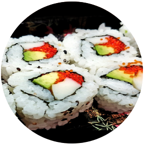 California Uramaki